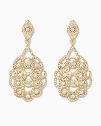 charming charlies earrings sparkling affair chandelier earrings fashion jewelry rsvp