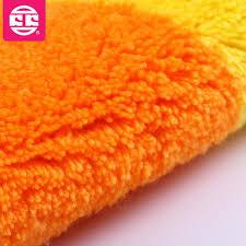 Yellow Duck Bath Rug 50 52cm Bath Mat For Children Plush Lovely Big Yellow Duck