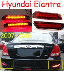2007 hyundai elantra tail light bulb elantra breaking light 2007 2010 free ship led elantra rear light