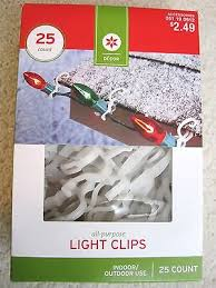 gutter clips for christmas lights rain gutter christmas light clips collection on ebay