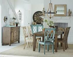 furniture amazing vintage white dining chairs photo vintage