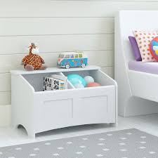 amazon com cosco cassidy toy chest federal white kitchen u0026 dining