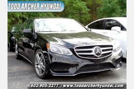 mercedes of omaha used cars used mercedes e class for sale in omaha ne edmunds