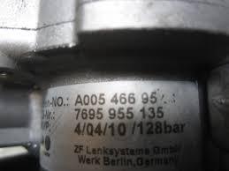 lexus es330 power steering pump mercedes benz power steering pump 0054669501 used auto parts