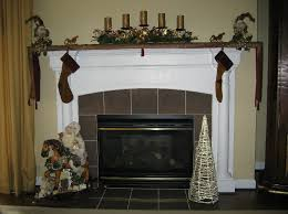 Fireplace Mantel Decoration by Simple Fireplace Mantels Decor All Home Decorations