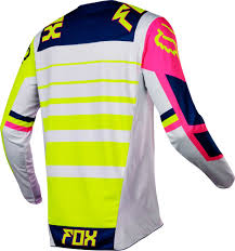 fox motocross jacket 2017 fox racing youth 180 falcon jersey mx motocross off road