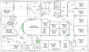 office layout floor plan valine