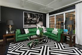 Rugs Black How To Make A Statement With Black And White Rugs