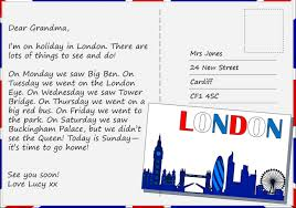 photo postcard postcard from london learnenglish kids council