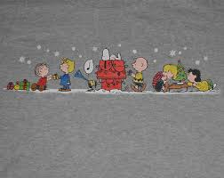 peanuts christmas t shirt peanuts christmas t shirt 3xl tv literature