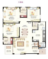 east facing 3 bedroom house plans india arts