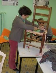 rempailler une chaise explications rempaillage atelier d isa tuto chaises et bricolage