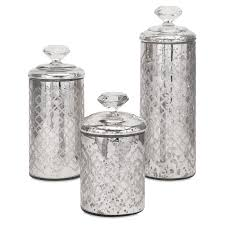 customary darby metal canisters set of 3 walmart com