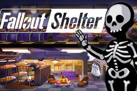 Halloween Monster Bash by Fallout Shelter Throws A Spooky Halloween Bash In New Update Polygon