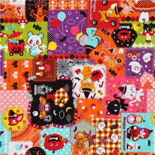 92 best holiday halloween fabrics images on pinterest