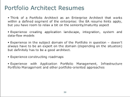 Architecture Resumes And Portfolios An Introduction To Architecture And Architects