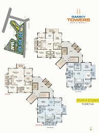 Apartment Block Floor Plans Apartment Plan Floor Plans For Duplex Apartments In Panathur Sq Ft
