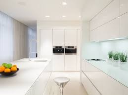 white kitchen splashback interior design