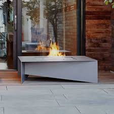 Contemporary Firepit Pits Modern Contemporary Outdoor Gas And Propane Paloform