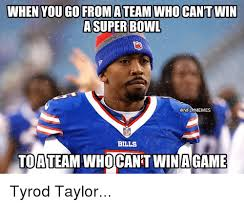 Meme Nfl - when you go fromateam who can t win asuper bowl nfl memes bills