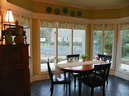 Creating Dining Room Window Treatments Ramblings Of A Southern Easy Treatments For Odd Size Windows