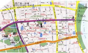 Map Of Shanghai China Theme Maps China Maps By Theme Maps Of China By Theme