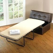 Sofa Folding Bed Ottomans Folding Ottoman Guest Bed Sleeper Foam Single Folding