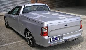 hard lid fg fgx falcon ute single hump manual locks