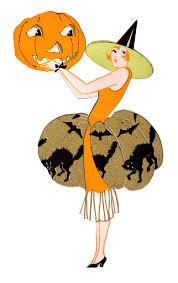 vintage halloween clip art u2013 101 clip art