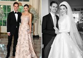 wedding dress miranda kerr miranda kerr weddingsutra