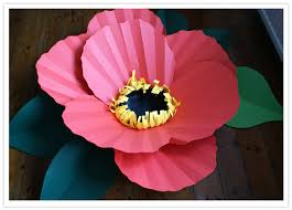 Make Your Own Paper Flowers - the crafty blog stalker