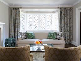 room window living room window dressing 7 awesome window treatments for bow