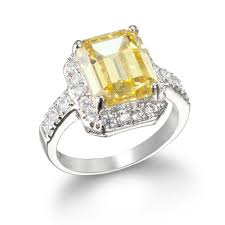 canary yellow engagement rings canary yellow engagement rings solitaire 30 pretty jewelry