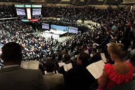 Overhead Door Of Tampa by Thousands Of Jehovah U0027s Witnesses Flock To Tampa Gatherings Tbo Com