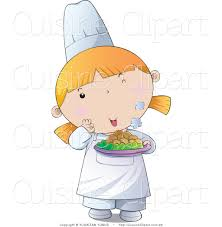 cuisine clipart plate clipart chef pencil and in color plate clipart chef