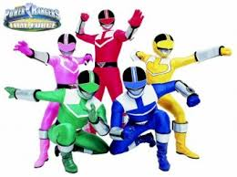 power rangers force series tv tropes