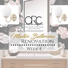 fall 2017 one room challenge guest participants week fall 2017 one room challenge master bathroom reno plans week