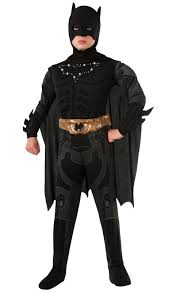 Kids Light Up Halloween Costume Kids The Dark Knight Rises Batman Light Up Costume 46 99 The