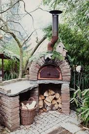 Pizza Oven Fireplace Insert by Best 25 Wood Burning Oven Ideas On Pinterest Wood Oven