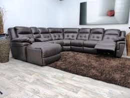 recliners chairs u0026 sofa comfortable leather sectional sofa with