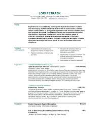 Resume For Teaching Assistant Sample Resume For Education U2013 Topshoppingnetwork Com