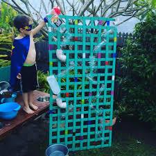 backyard water wall for kids finlee u0026 me