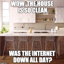 Clean House Meme - clean house imgflip