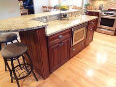 two tier kitchen island designs two tier kitchen island ideas st cecilia 2 tiered granite