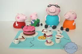 viva la cake i blog tutorial peppa pig and family