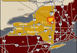 Areas Of Chicago To Avoid Map by Getting To The Lake George Area Lake George Ny Official Tourism