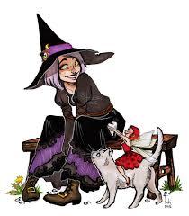 vegan witch by fukari on deviantart