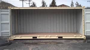 new 20 u0027 open side shipping storage container for sale in