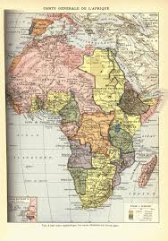 africa map before colonization a map of colonial africa just before the outbreak of world war i