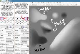 soft blur blend sai brush settings by natakiro on deviantart